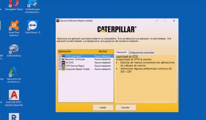 How-to-Install-Caterpillar-SIS-2018-Full-1