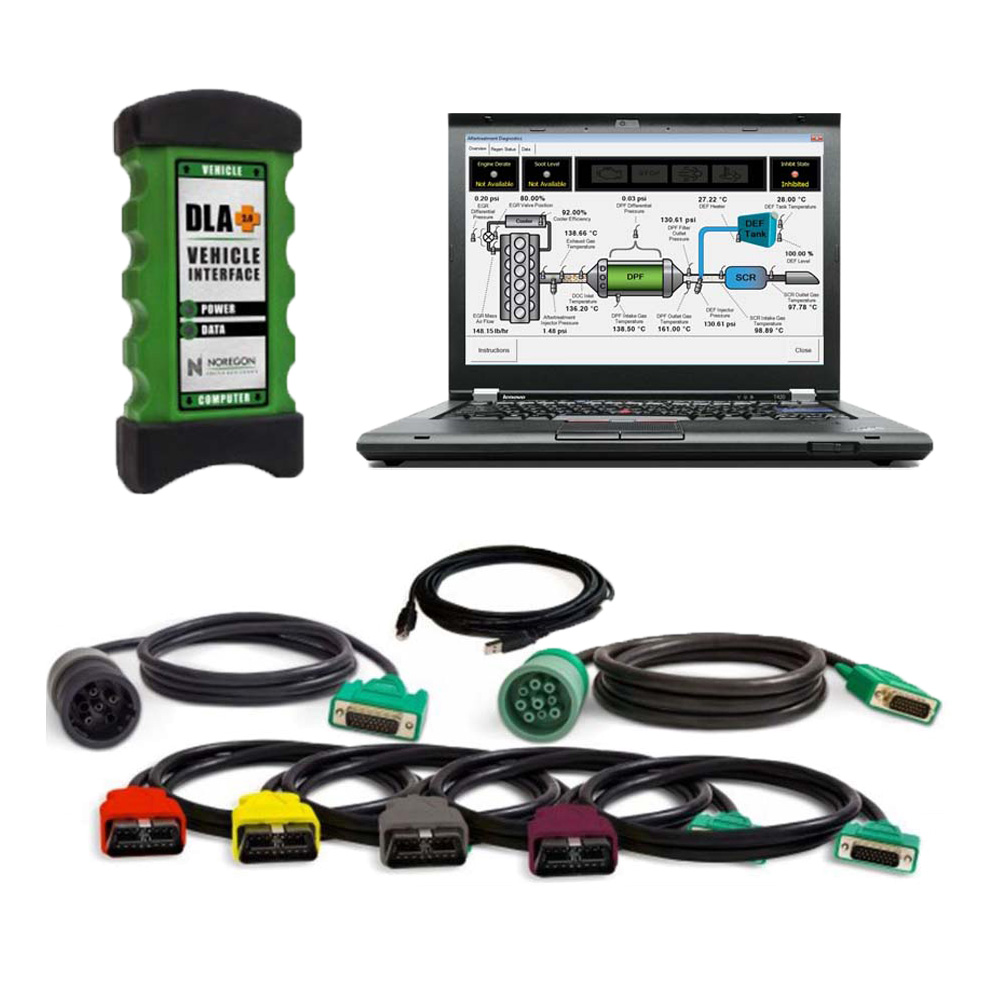 The JPRO Professional Diagnostic Toolbox For Trucks-3